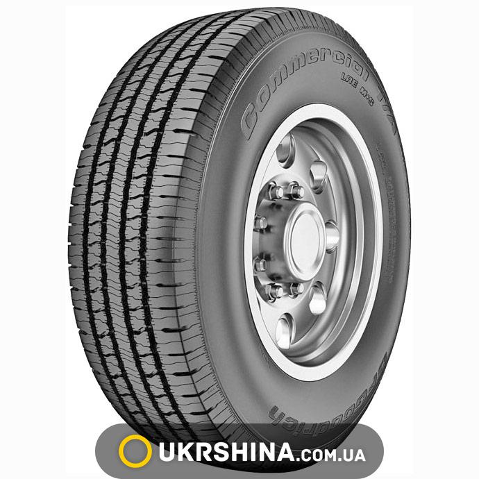 Всесезонные шины BFGoodrich Commercial T/A All-Season 2 275/70 R18 125/122R