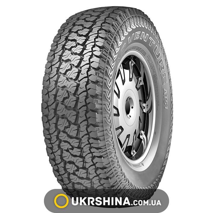 Всесезонные шины Marshal Road Venture AT51 285/65 R18 125/122R