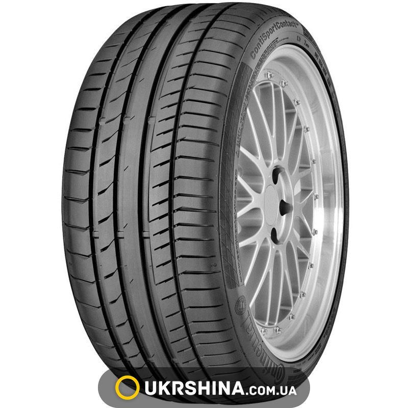 Летние шины Continental ContiSportContact 5P 265/35 ZR21 101Y XL FR