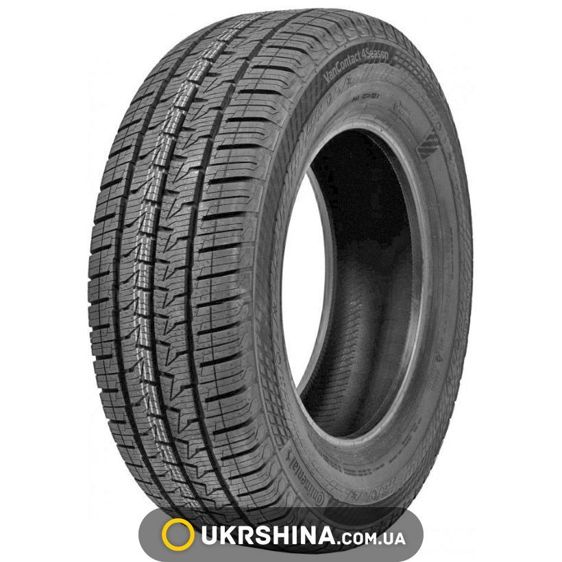 Всесезонные шины Continental VanContact 4Season 235/65 R16C 115/113R
