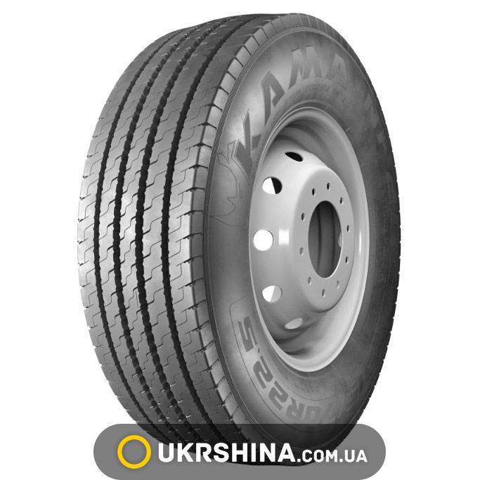 Всесезонные шины Кама NF-202(рулевая) 315/70 R22.5 154/150L