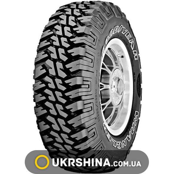 Всесезонные шины Goodyear Wrangler MT/R 235/70 R16 106Q