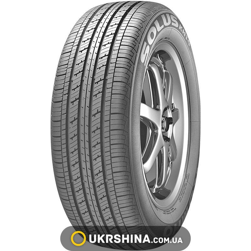 Всесезонные шины Kumho Solus KH14 215/65 R16 102T