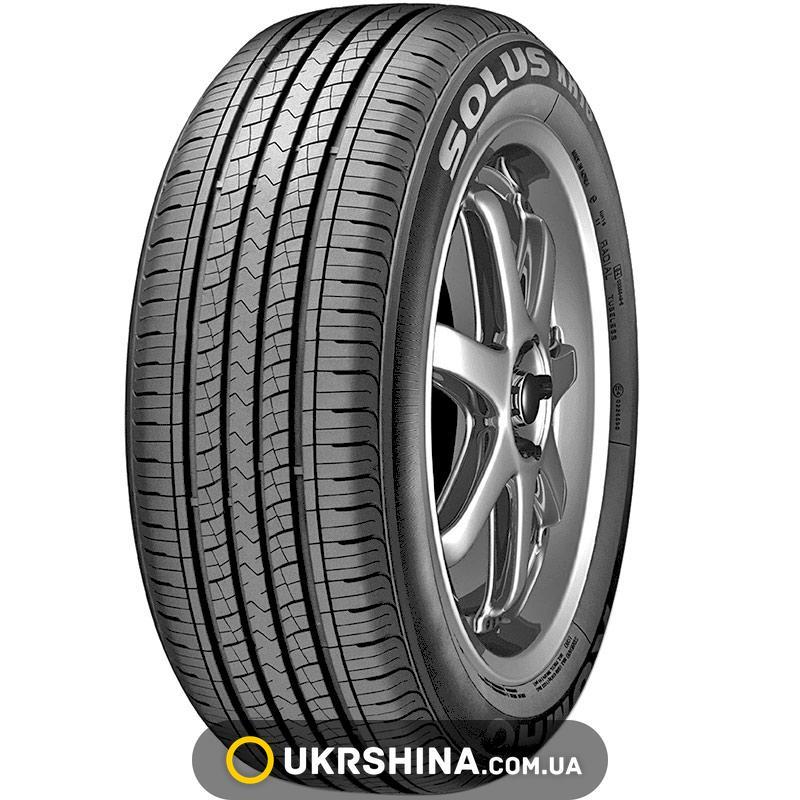 Всесезонные шины Kumho Solus KH16 225/55 R19 99T