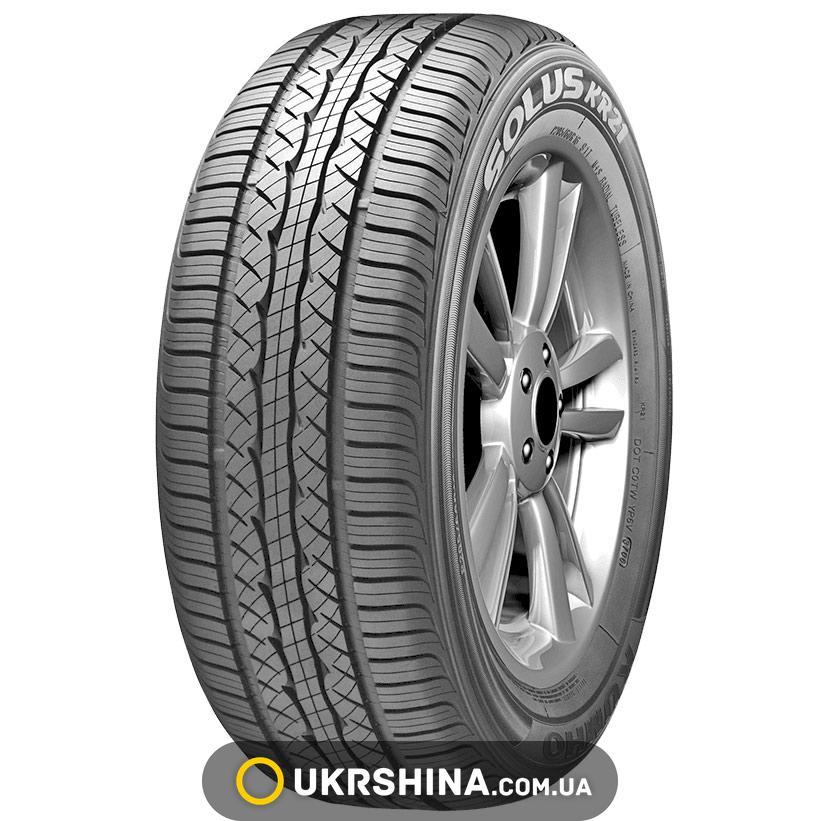 Всесезонные шины Kumho SOLUS KR21 235/70 R16 104T