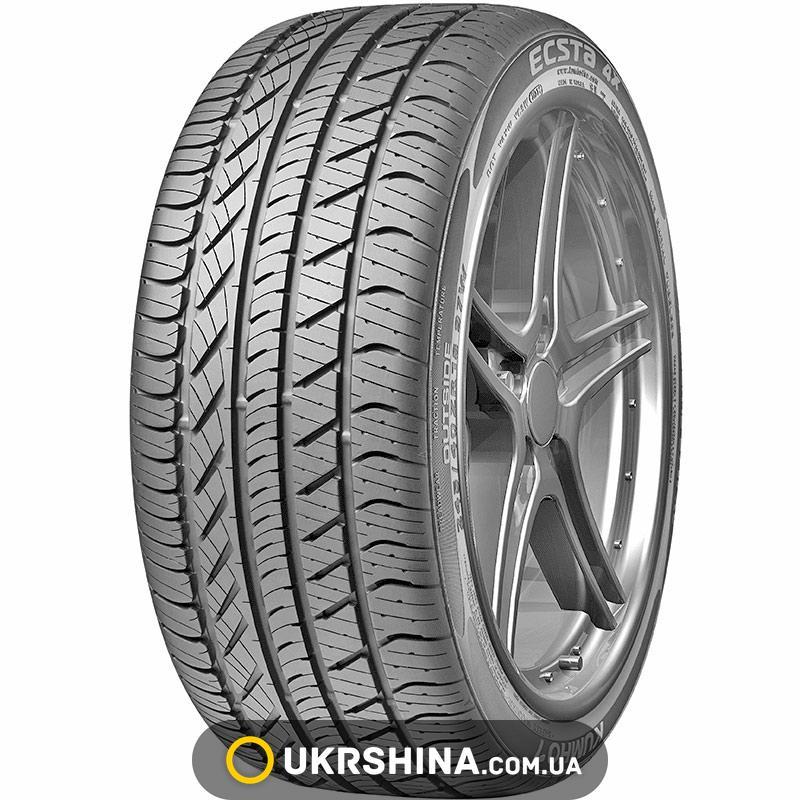 Всесезонные шины Kumho Ecsta 4X KU22 205/50 ZR16 87W