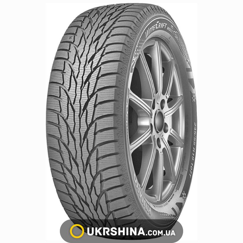 Зимние шины Kumho WinterCraft SUV Ice WS51 225/60 R17 103T XL