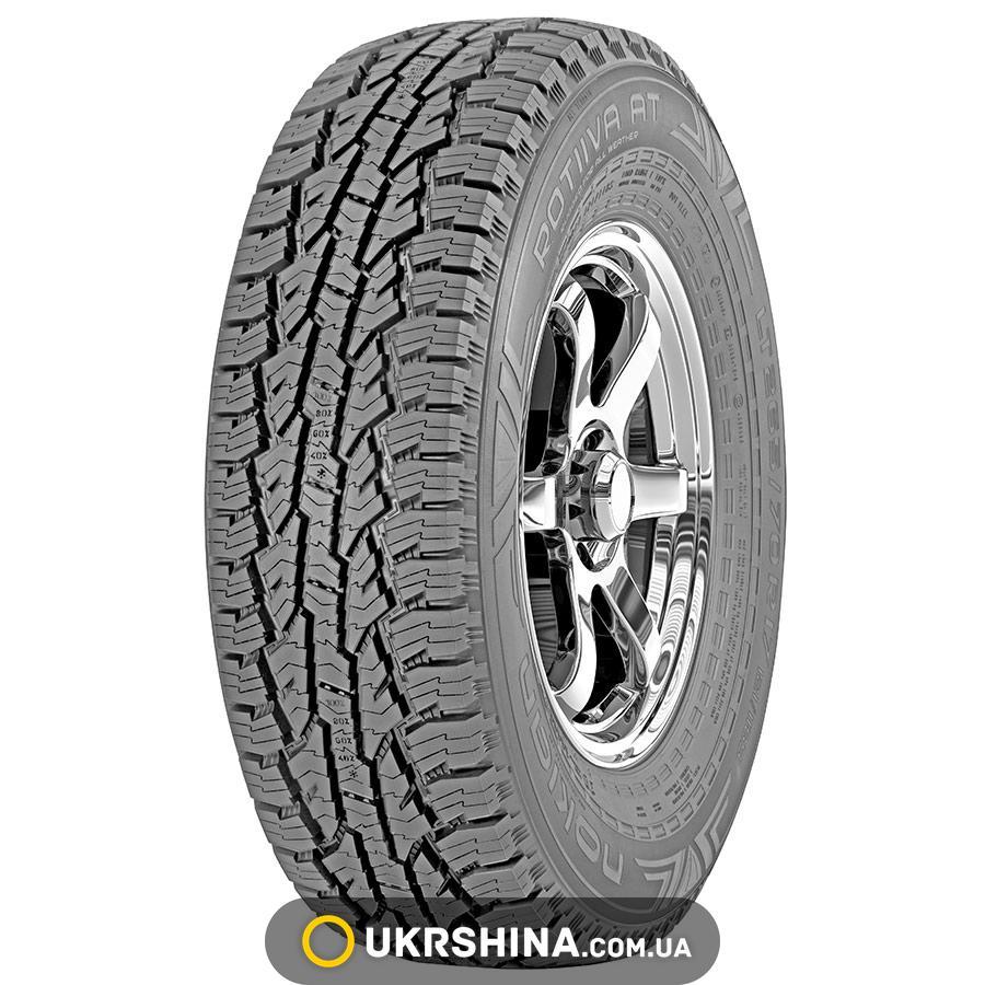 Всесезонные шины Nokian Rotiiva AT 285/75 R16 102T XL