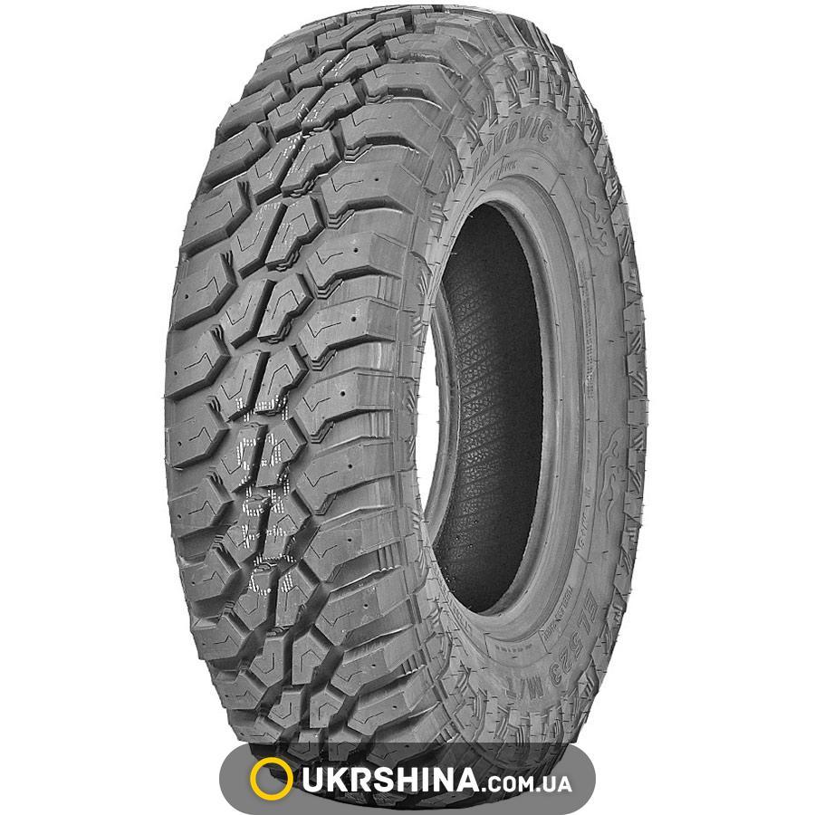 Всесезонные шины Invovic EL523 M/T 265/75 R16 123/120Q (под шип)