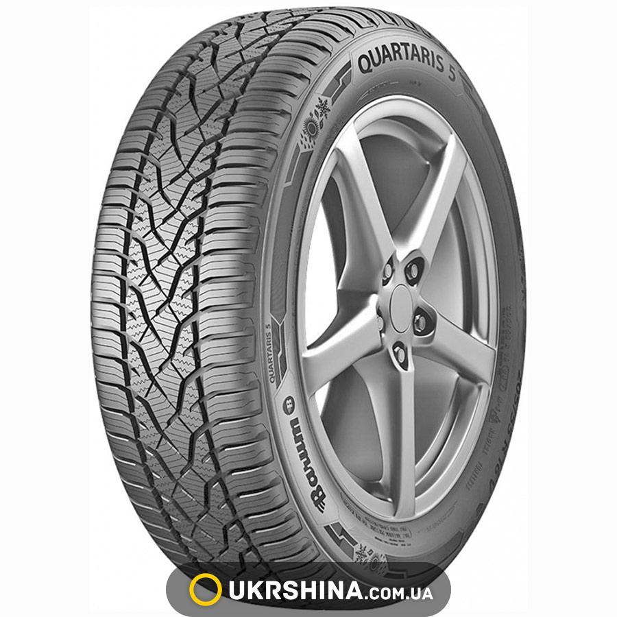 Всесезонные шины Barum Quartaris 5 235/60 R18 107V XL