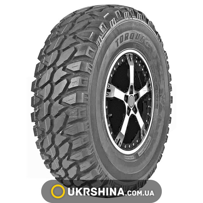 Всесезонные шины Torque TQ-MT701 265/70 R17 121/118Q PR10