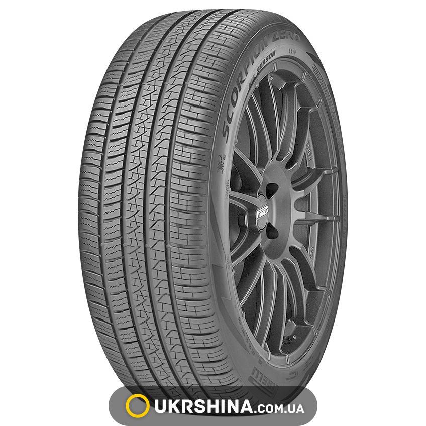 Всесезонные шины Pirelli Scorpion Zero All Season 255/55 R20 110Y XL LR