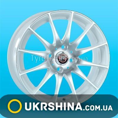 Литые диски JT 9018 W6 R14 PCD4x100 ET38 DIA67.1 silver