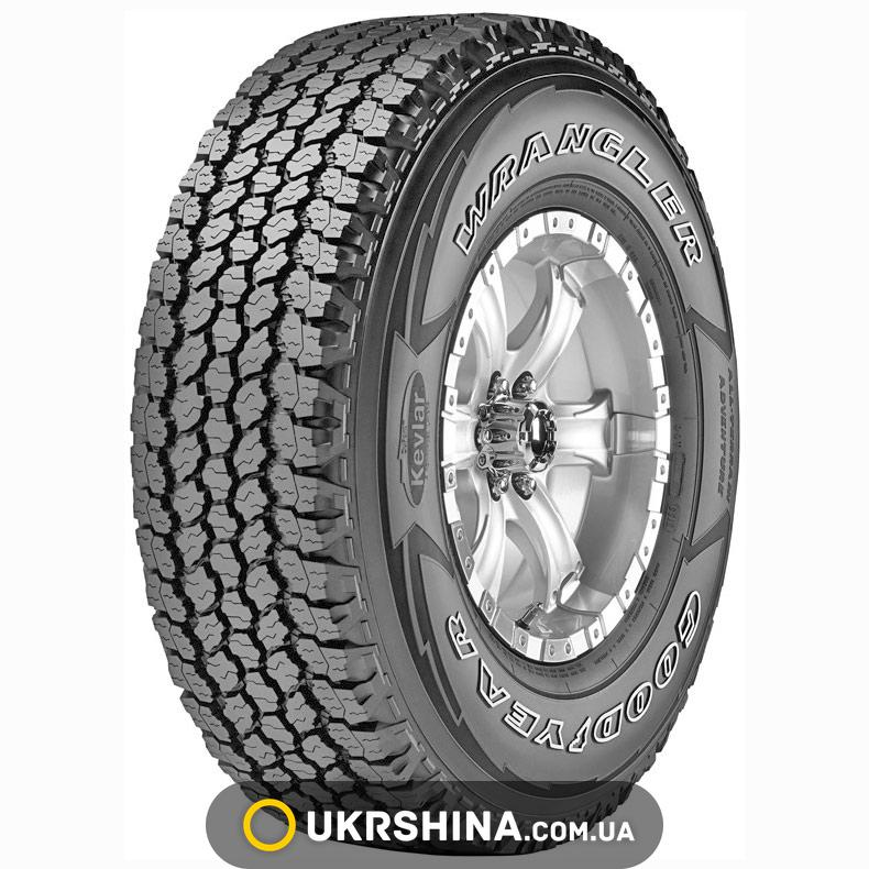 Всесезонные шины Goodyear Wrangler All-Terrain Adventure 265/75 R17 112/109Q