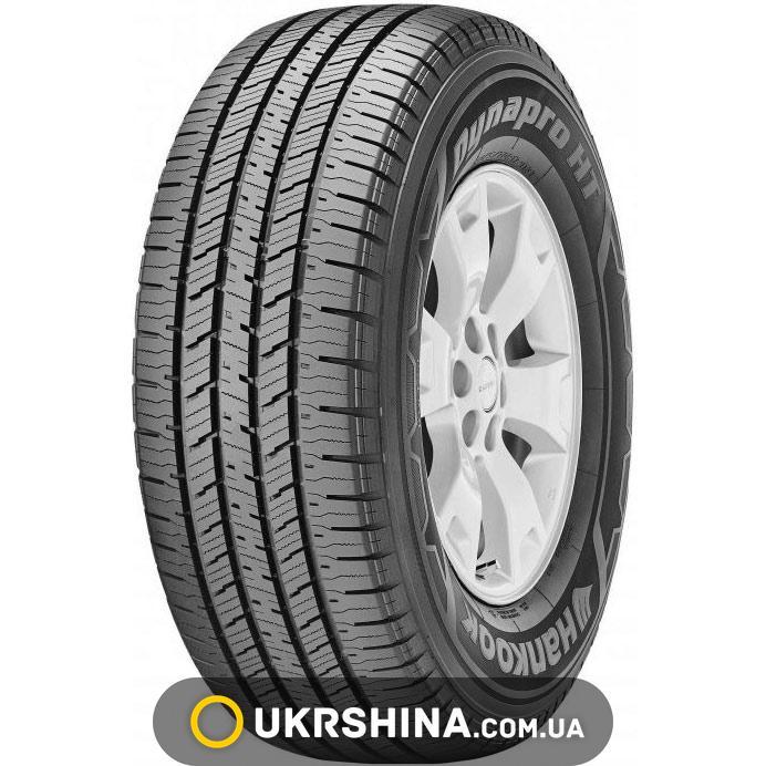 Всесезонные шины Hankook Dynapro HT RH12 225/65 R17 102H