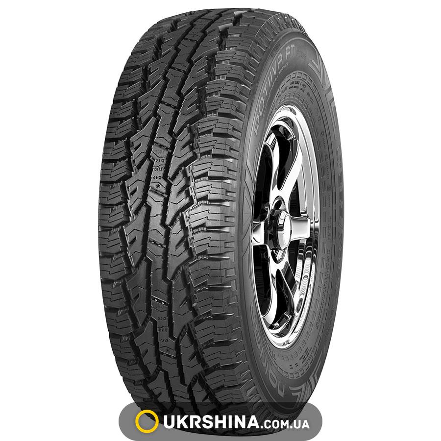 Всесезонные шины Nokian Rotiiva AT Plus 245/70 R17 119/116S