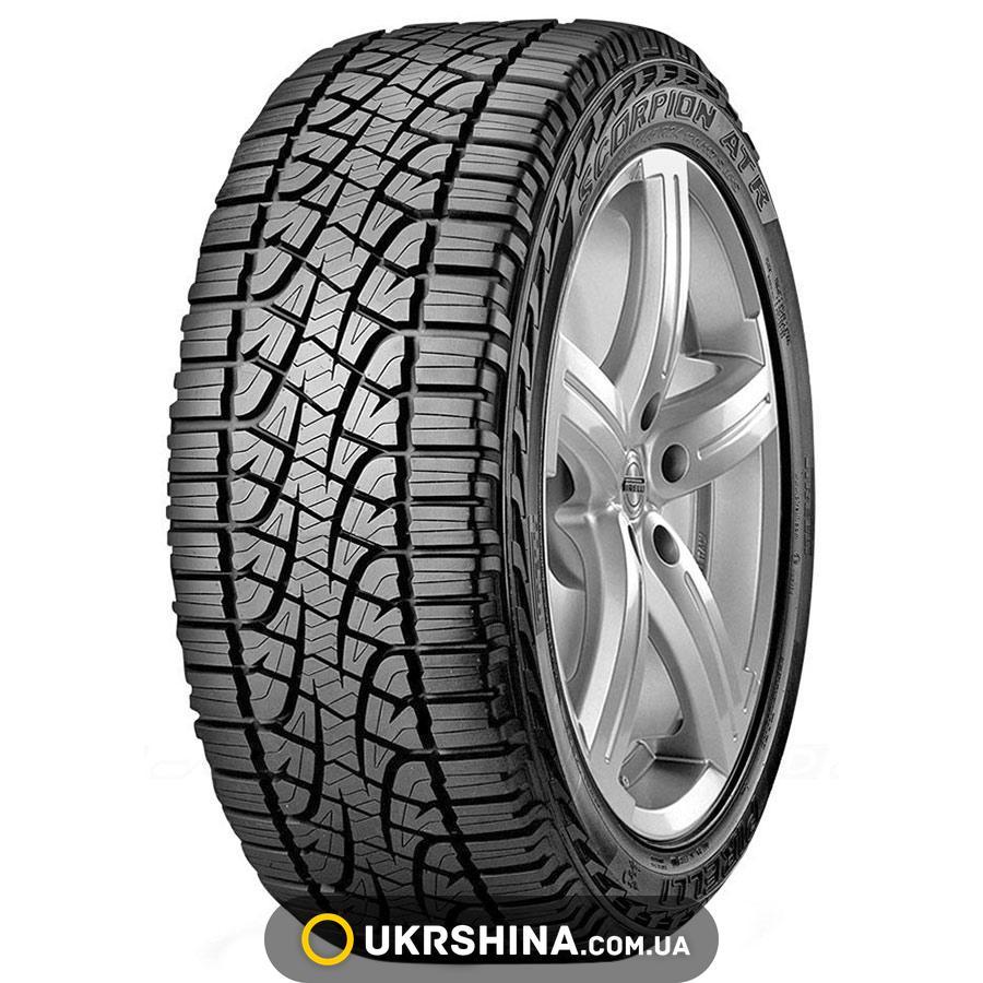 Всесезонные шины Pirelli Scorpion ATR 265/60 R18 110H
