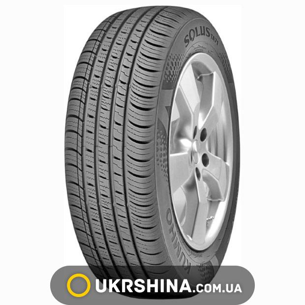 Всесезонные шины Kumho Solus TA71 225/55 R16 95V