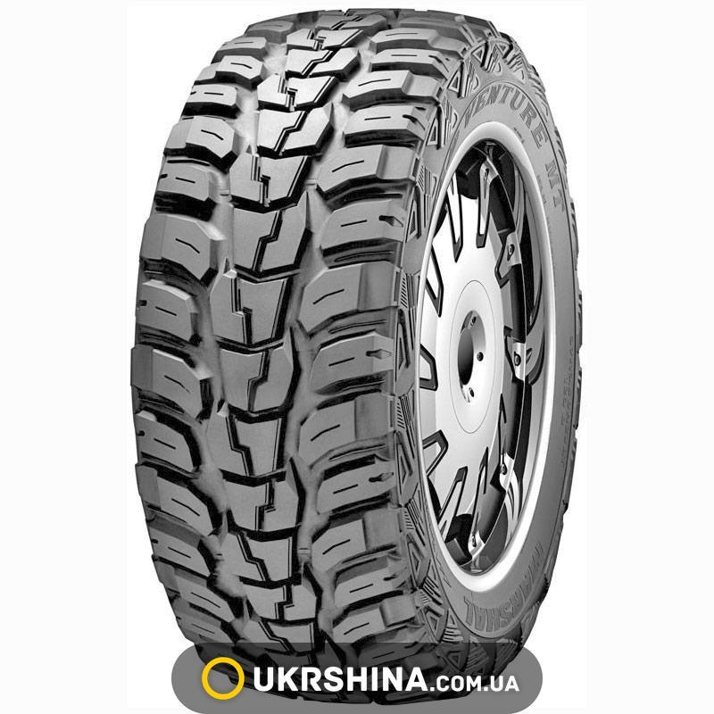Всесезонные шины Marshal KL71 Road Venture MT 315/70 R17 121/118Q