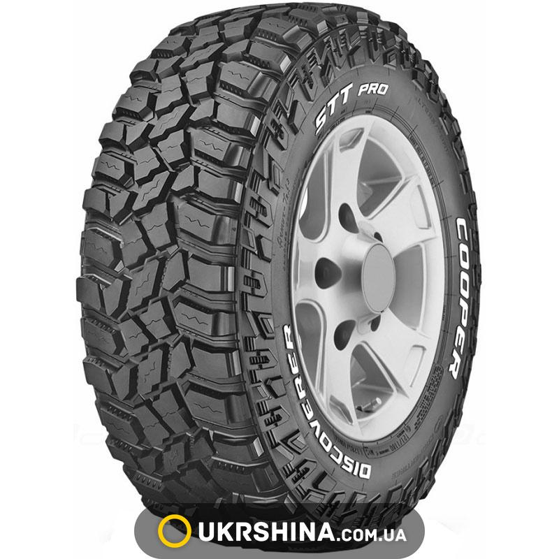 Всесезонные шины Cooper Discoverer STT Pro 255/75 R17 111/108Q
