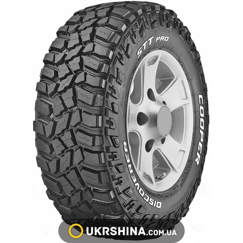 Всесезонные шины Cooper Discoverer STT Pro 275/70 R18 125/122K