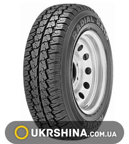 Всесезонные шины Hankook Radial RA10 195 R14C 102/104R