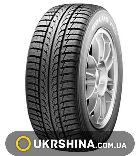 Всесезонные шины Kumho Solus KH21 195/60 R15 88H