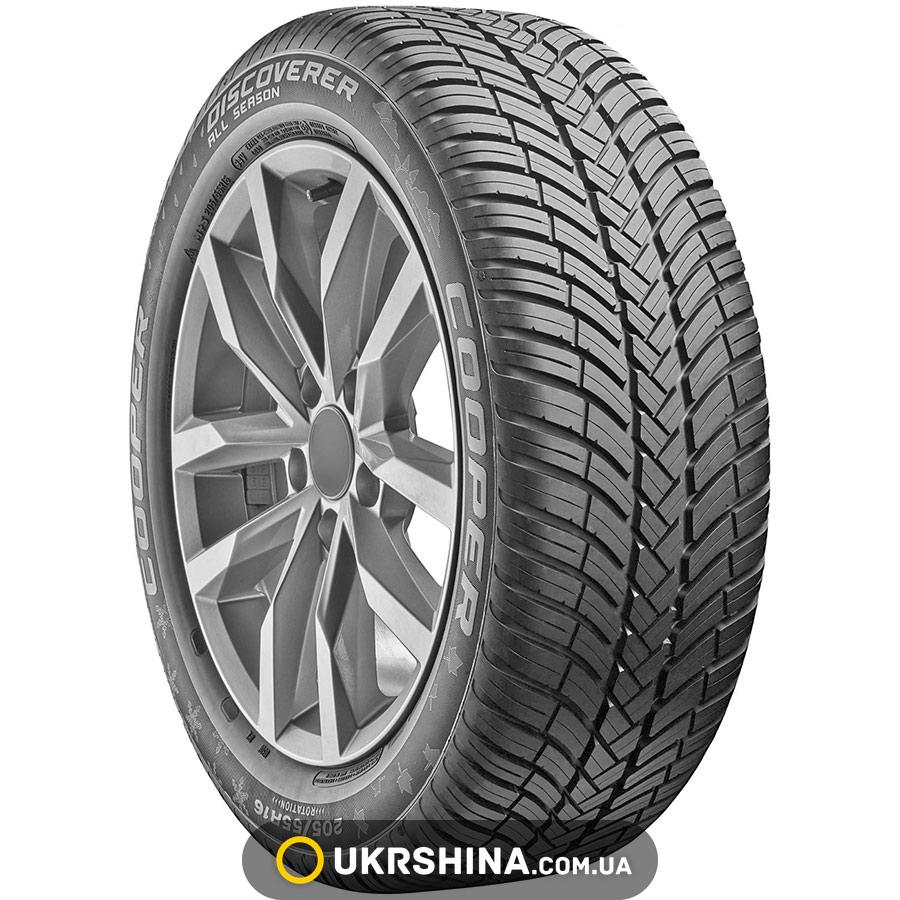 Всесезонные шины Cooper Discoverer All Season 225/50 R17 98Y XL