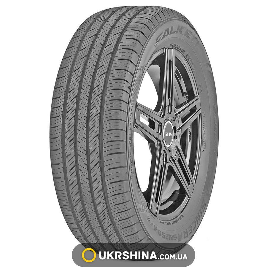 Всесезонные шины Falken Sincera SN-250A A/S 215/60 R16 95T