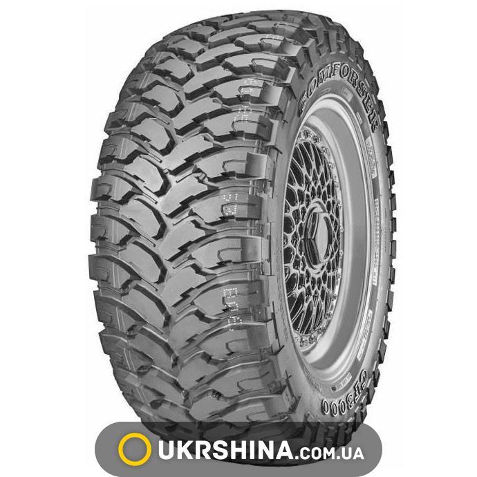 Всесезонные шины Comforser CF3000 37.00/12.5 R17 124Q