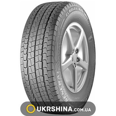 Всесезонные шины General Tire EUROVAN A/S 365