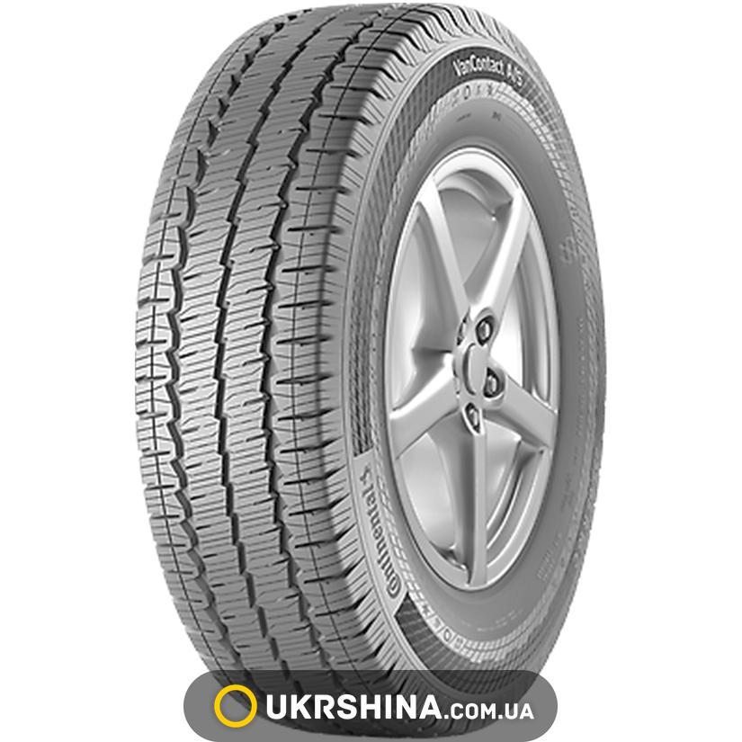 Всесезонные шины Continental VanContact A/S 235/65 R16C 121/119R