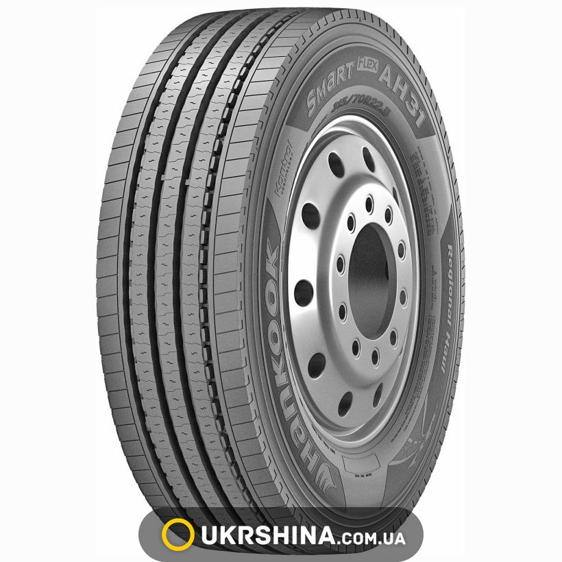 Всесезонные шины Hankook AH31 Smartflex(рулевая) 315/80 R22.5 156/150L