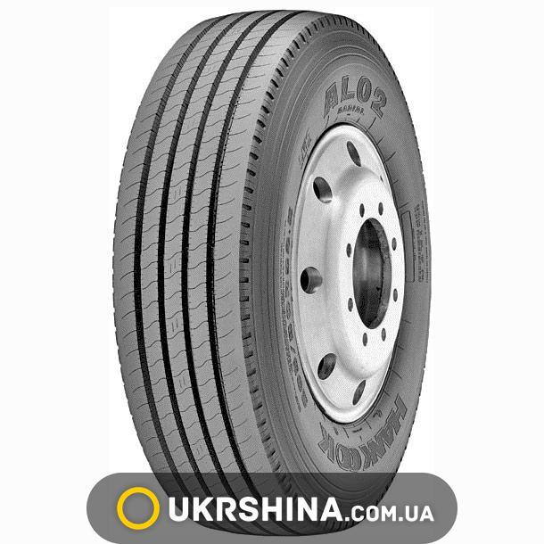 Всесезонные шины Hankook AL02(рулевая)