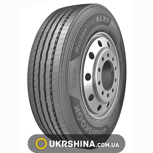 Всесезонные шины Hankook AL22(универсальная) 315/80 R22.5 156/150L
