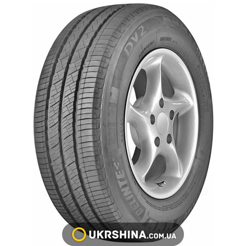 Всесезонные шины Delinte DV2 195/65 R16C 104/102T