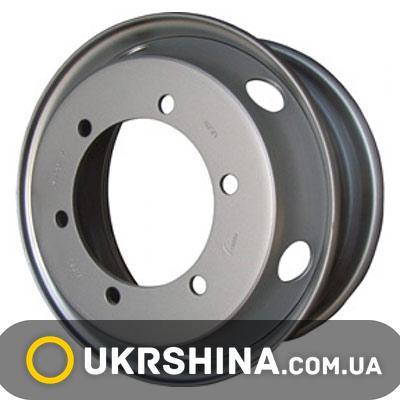Стальные диски Jantsa Steel W6 R17.5 PCD6x222.25 ET127 DIA164