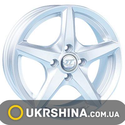 Литые диски JT 1254 W6.5 R15 PCD5x112 ET38 DIA73.1 silver