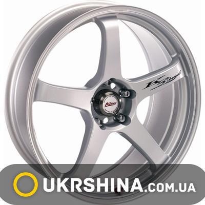 Литые диски Kosei K3 Fine W7 R17 PCD5x100 ET36 DIA73.1