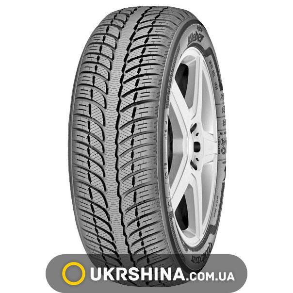 Всесезонные шины Kleber Quadraxer 165/70 R14 81T