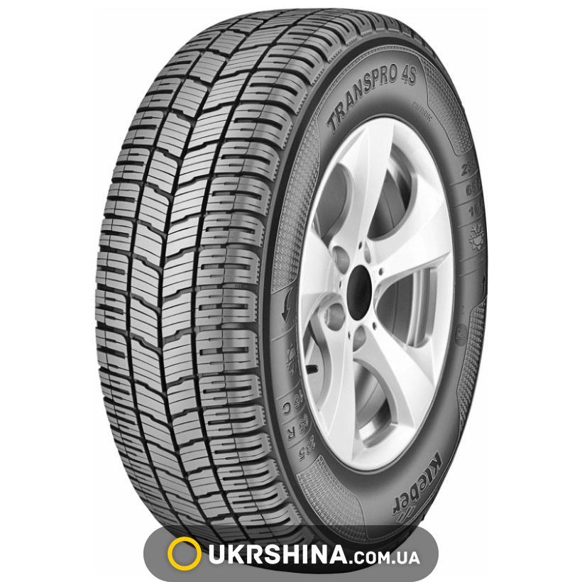 Всесезонные шины Kleber Transpro 4S 225/70 R15C 112/110R