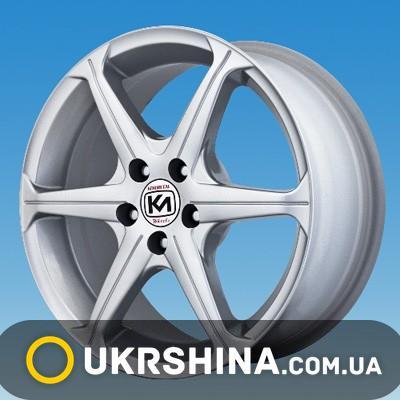 Литые диски Kormetal KM 226 Firebird W7 R16 PCD4x108 ET37 DIA65.1 silver