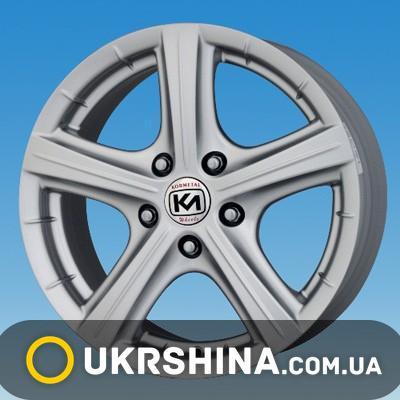 Литые диски Kormetal KM 246 HB W7 R16 PCD5x100 ET35 DIA67.1