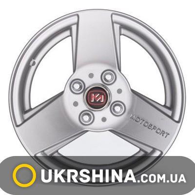 Литые диски Kormetal KM 516 Motosport HB W5.5 R13 PCD4x98 ET9 DIA58.6
