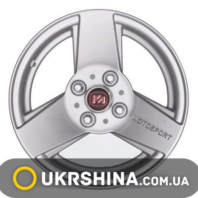 Литые диски Kormetal KM 516 Motosport W5.5 R13 PCD4x98 ET29 DIA58.6 HB