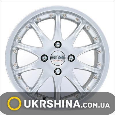 Литые диски Kormetal KM 967 Superior W7 R17 PCD5x120 ET20 DIA72.6 silver