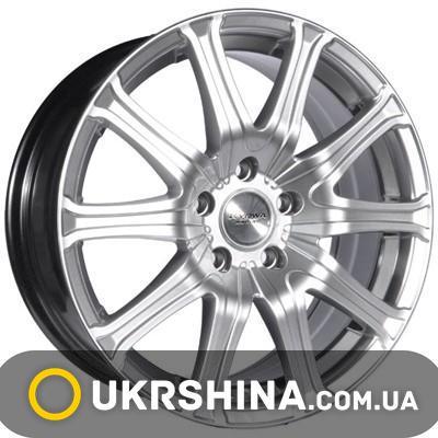 Литые диски Kyowa KR756 W7.5 R18 PCD5x114.3 ET42 DIA73.1 HP