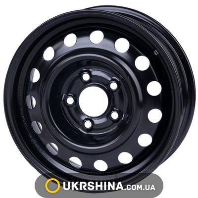 Стальные диски Кременчуг К226 (Kia) W5.5 R15 PCD5x114.3 ET47 DIA67.1 черный