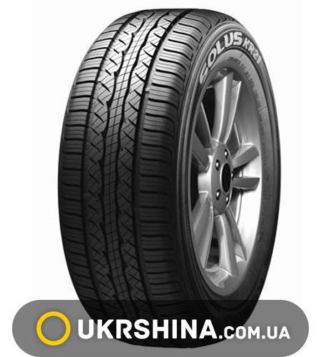 Всесезонные шины Kumho SOLUS KR21 235/65 R16 103T