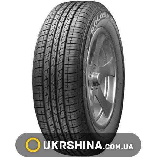Всесезонные шины Marshal Solus KL21 215/60 R17 96H